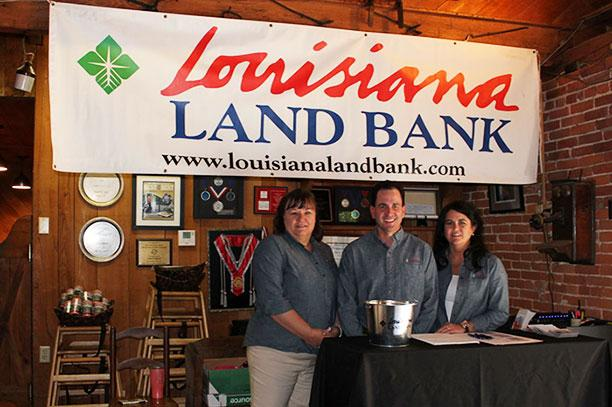 Louisiana Land Bank Hosts Opelousas Customer Appreciation Dinner